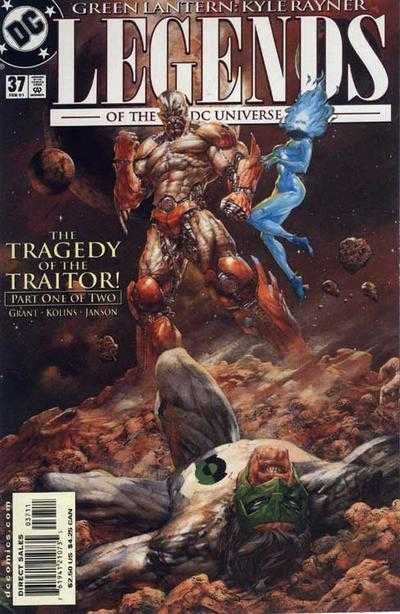 Tragedy of the Traitor: Legends of the DC Universe 2x Set
