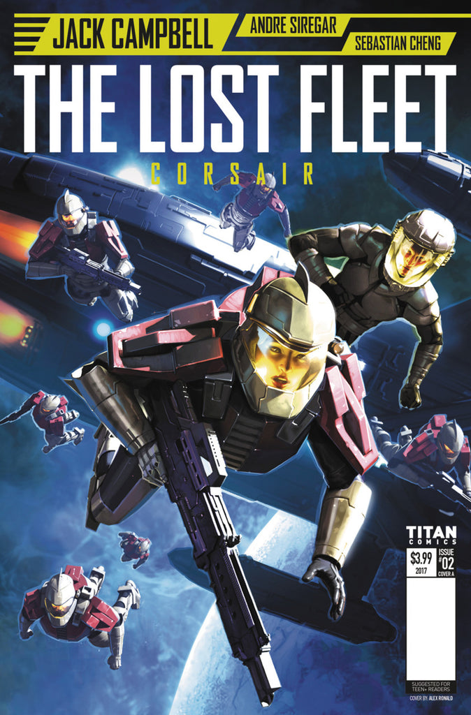 Lost Fleet: Corsair #02
