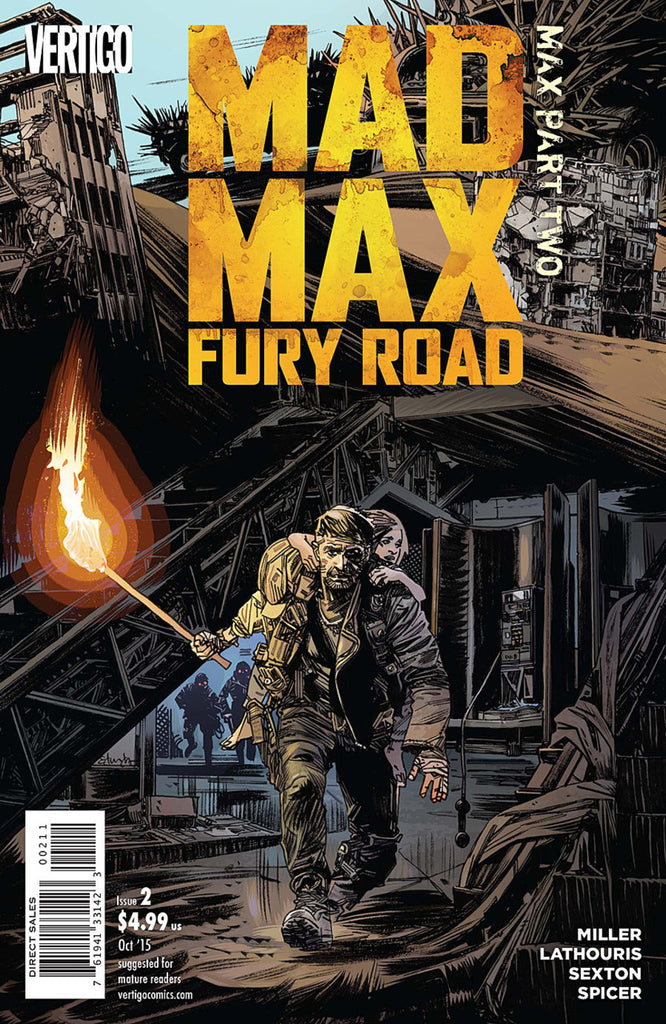 Mad Max Fury Road: Max Part Two