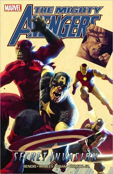 Mighty Avengers Vol 3 - Secret Invasion Book 1 TPB
