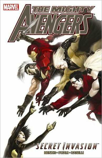 Mighty Avengers Vol 4 - Secret Invasion Book 2 TPB