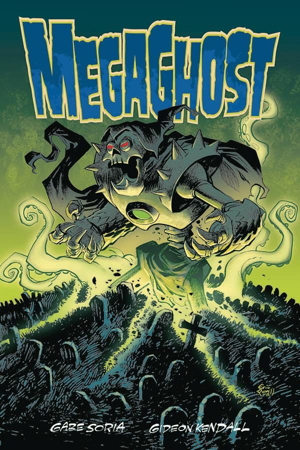 Megaghost #1 - 2x Cover Lot