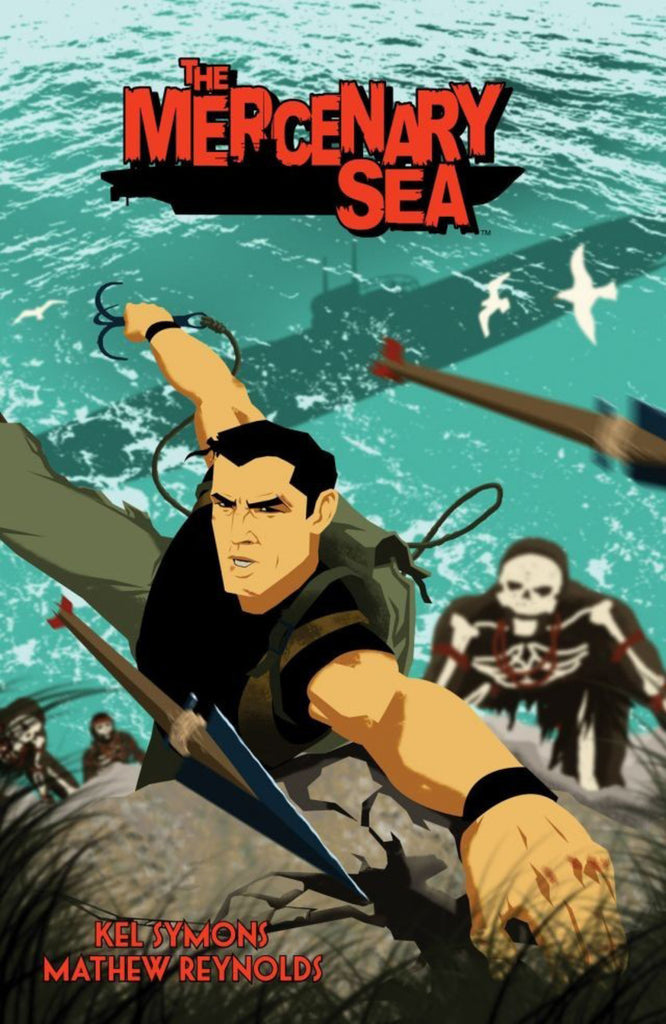 Mercenary Sea Vol 1