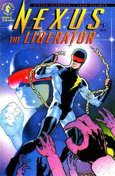 Nexus the Liberator #01