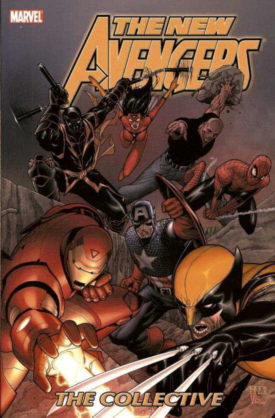 New Avengers (2007) Vol 4 - The Collective