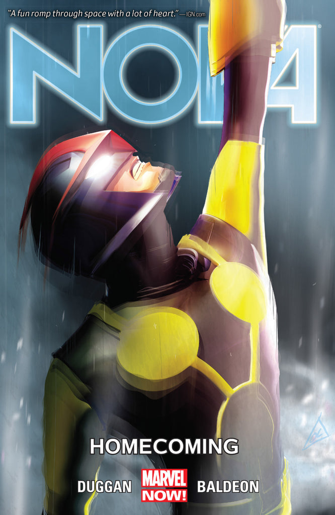 Nova (2013) Vol 6 - Homecoming