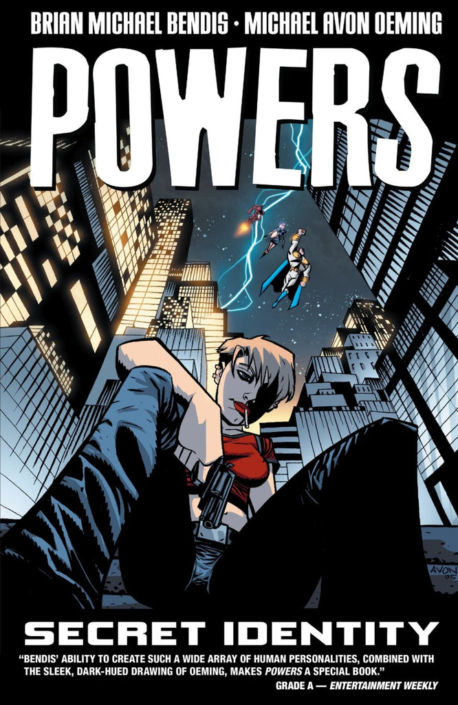 Powers Vol 11 - Secret Identity