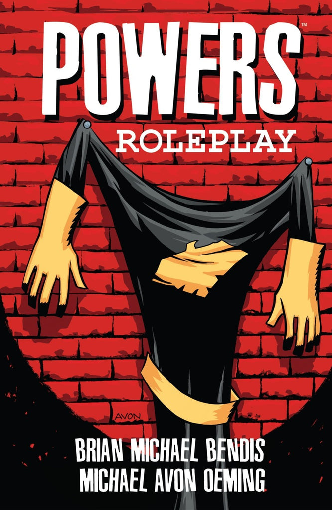 Powers Vol 2 - Roleplay