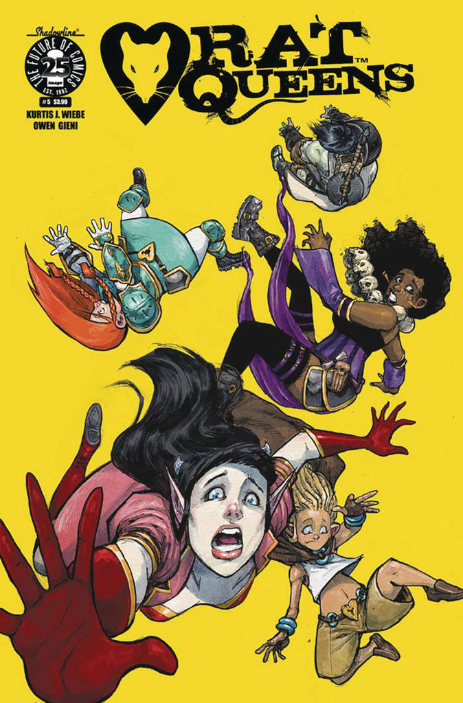 Rat Queens (Vol 2) #05