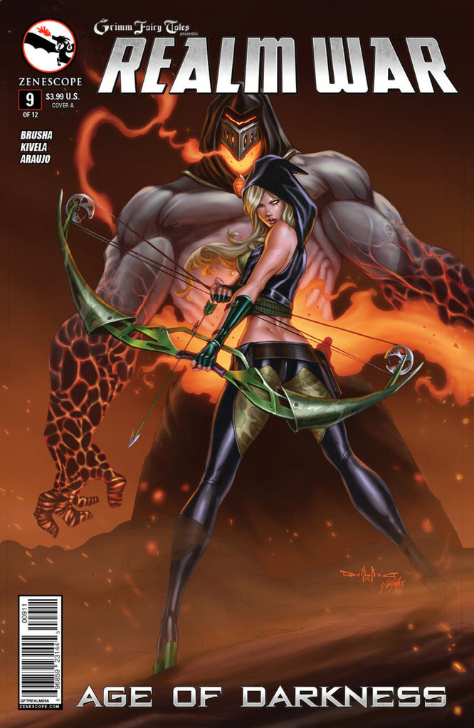 Grimm Fairy Tales: Realm War - Age of Darkness #09
