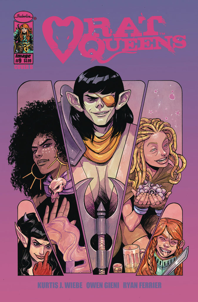 Rat Queens (Vol 2) #09
