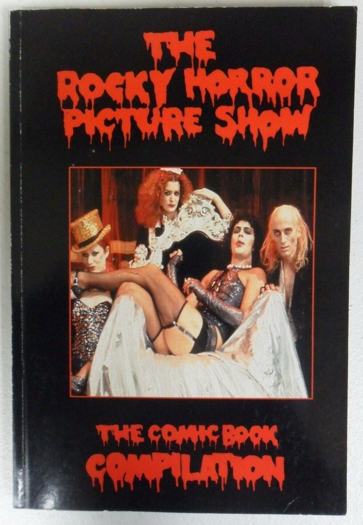 Rocky Horror Picture Show - Comic Book Compilation TPB