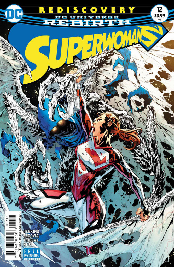 Superwoman #12