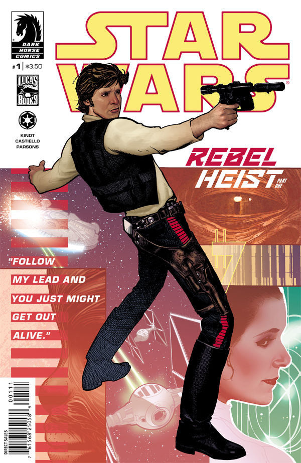 Star Wars: Rebel Heist #01