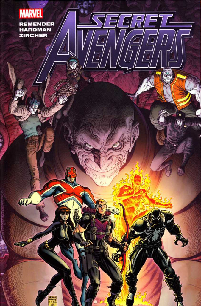 Secret Avengers by Remender Vol 1