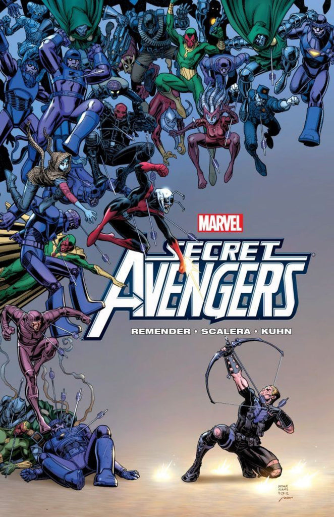 Secret Avengers by Remender Vol 3