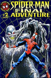 Spider-Man: The Final Adventure 4x Set