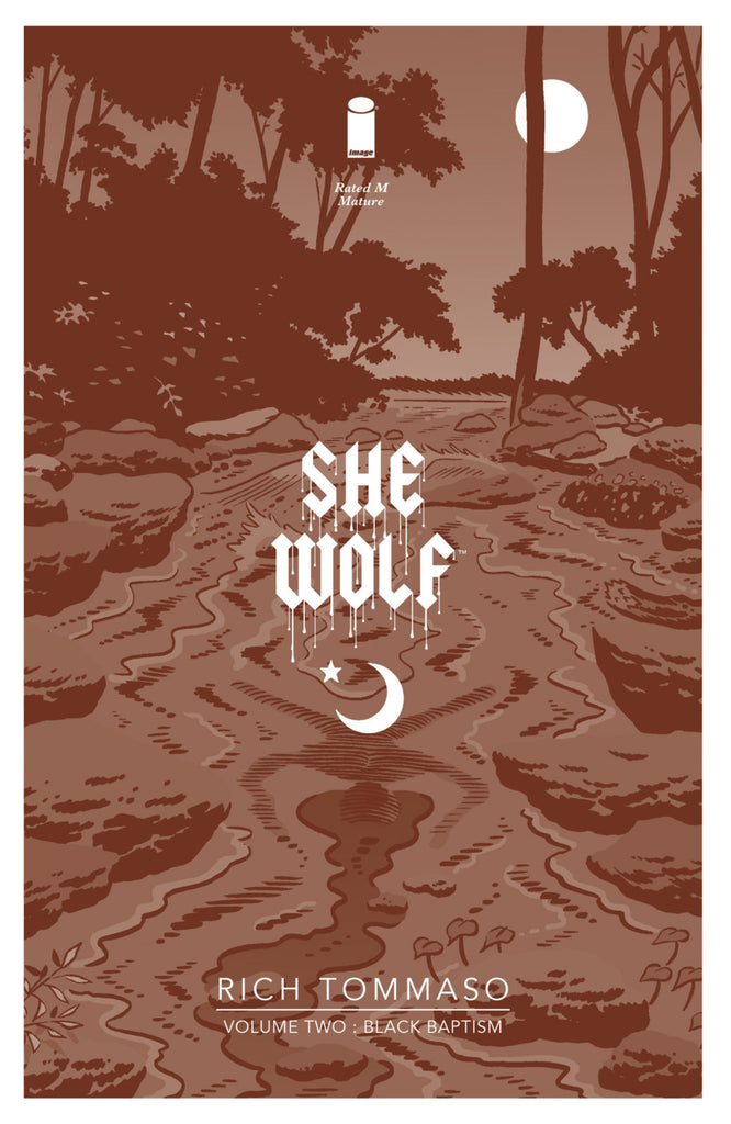 She Wolf Vol 2 - Black Baptism