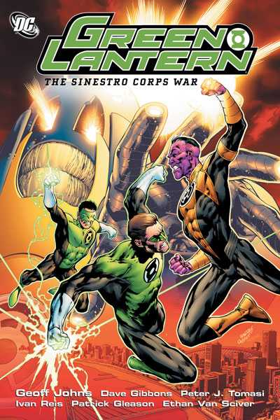 Green Lantern: Sinestro Corps War Vol 2 - Hardcover