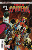 Spider-Geddon: Vault of Spiders 2x Set
