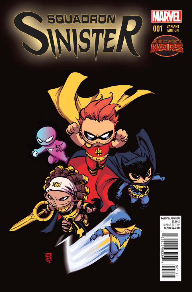 Squadron Sinister #01