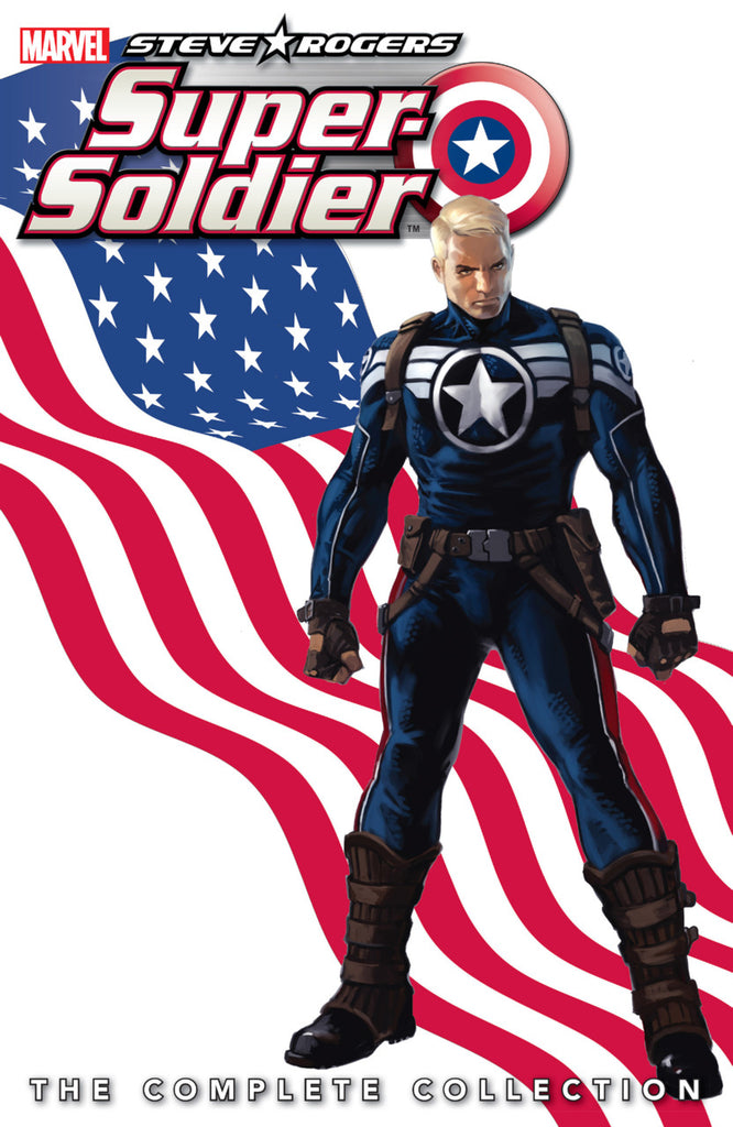 Steve Rogers: Super Soldier Complete Collection