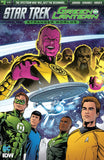 Star Trek/Green Lantern 6x Set with Variants