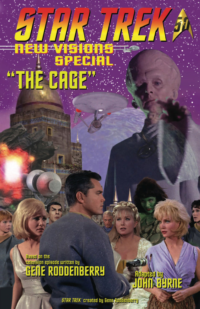 Star Trek: New Visions Special - The Cage