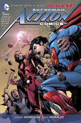 Action Comics (N52) Vol 2 - Bulletproof