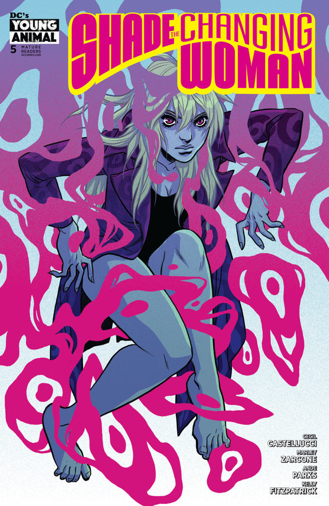 Shade, The Changing Woman #05