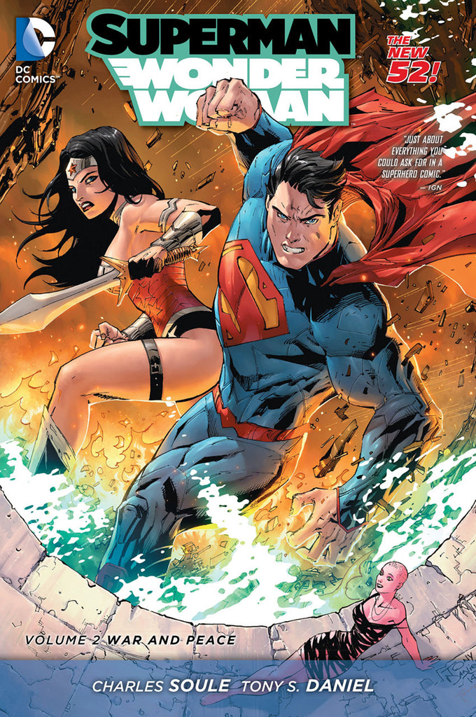 Superman Wonder Woman Vol 2 - War & Peace