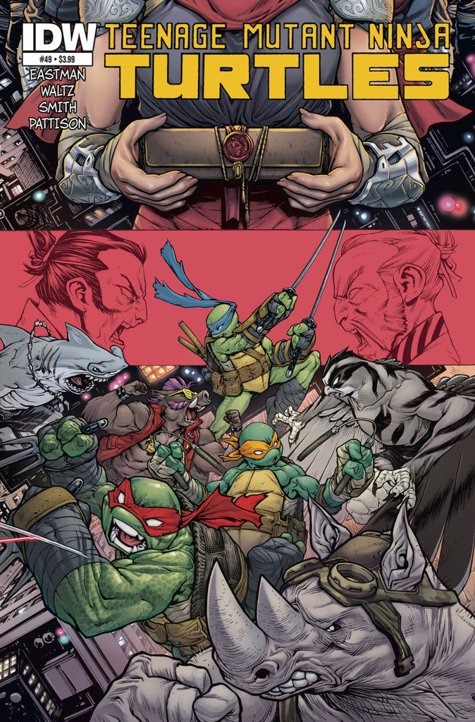 Teenage Mutant Ninja Turtles (2011) #49