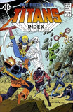 Teen Titans: Official Index 5x Set