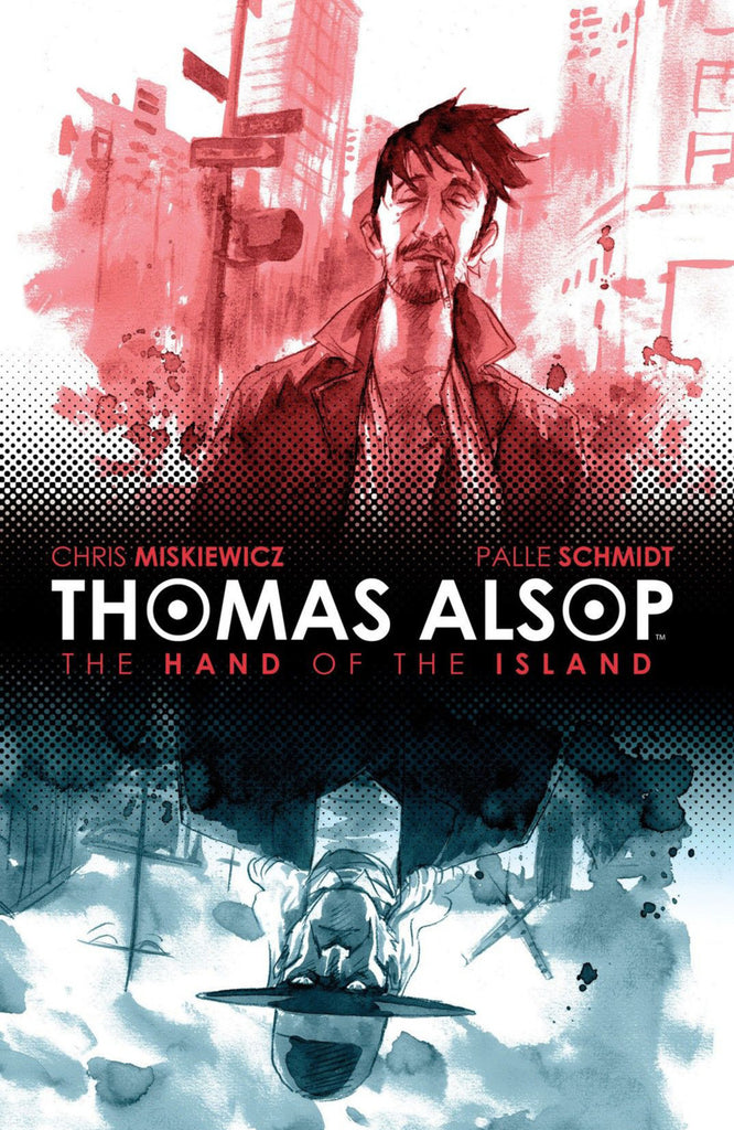 Thomas Alsop Vol 1 - Hand of the Island