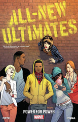 All-New Ultimates Vol 1 - Power for Power