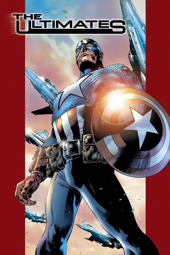 Ultimates Vol 2 - Homeland Security