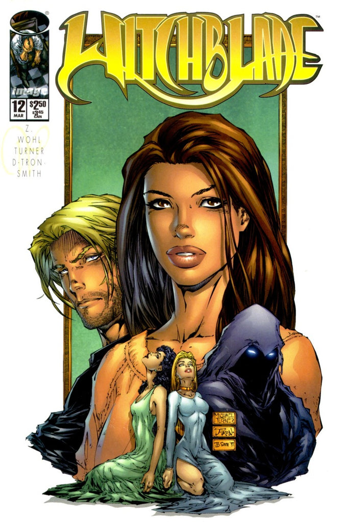 Witchblade (1995) #12