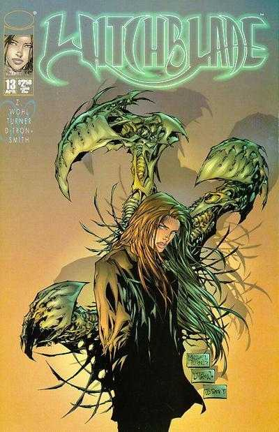 Witchblade (1995) #13