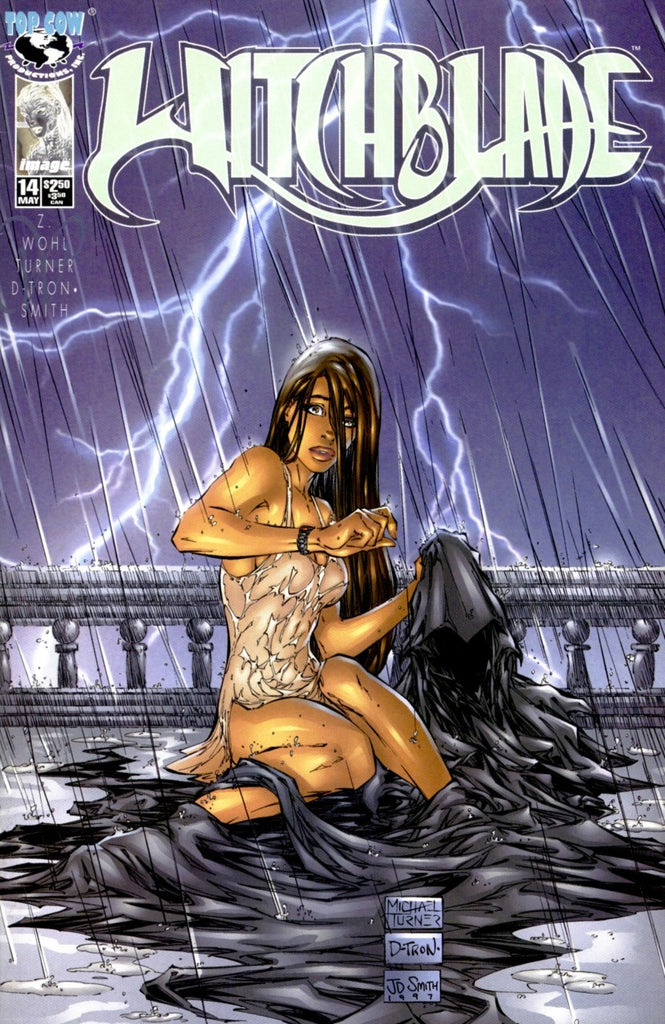 Witchblade (1995) #14