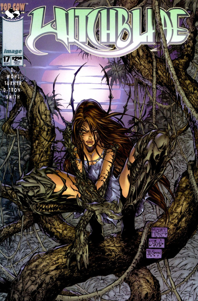 Witchblade (1995) #17