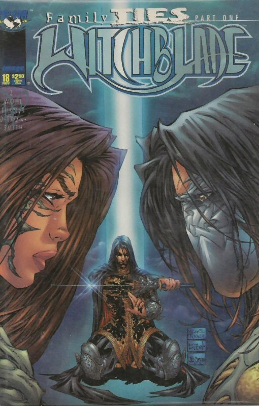 Witchblade (1995) #18