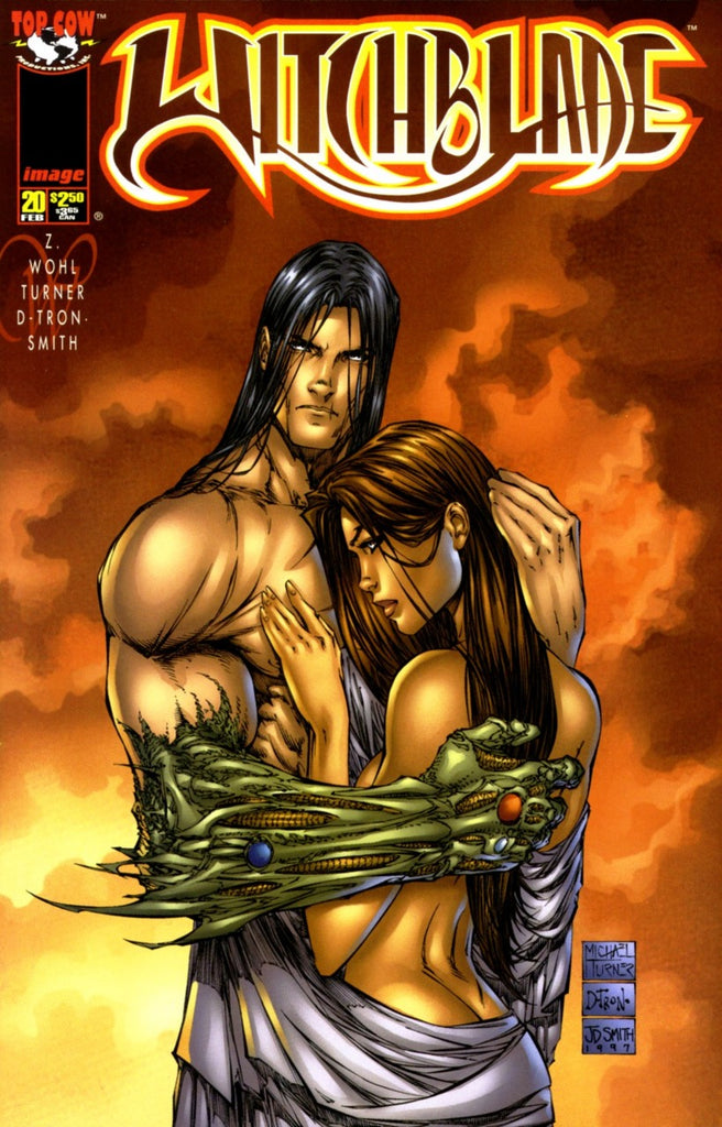 Witchblade (1995) #20