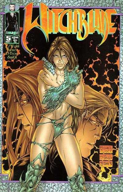 Witchblade (1995) #05