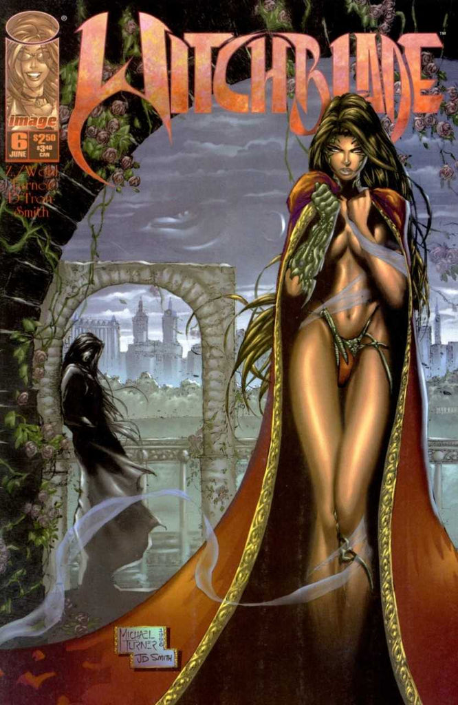 Witchblade (1995) #06