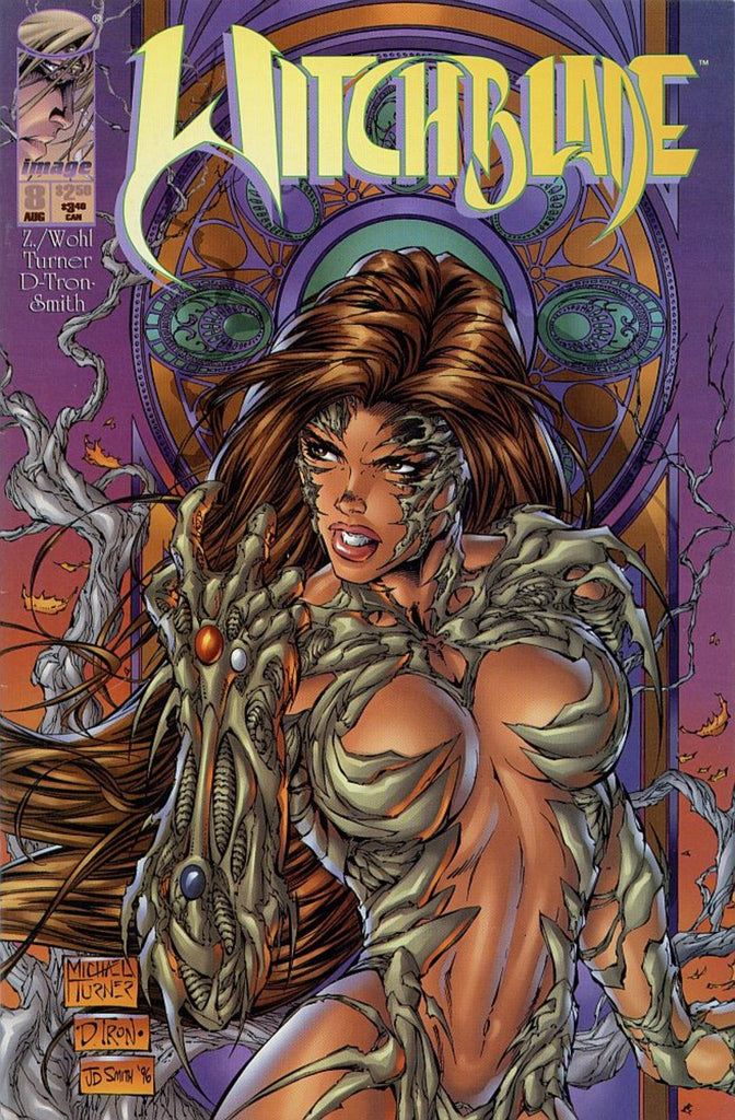 Witchblade (1995) #08