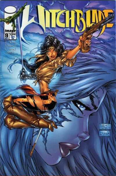 Witchblade (1995) #09