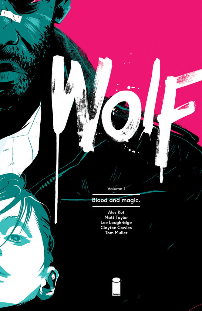 Wolf Vol 1 - Blood & Magic