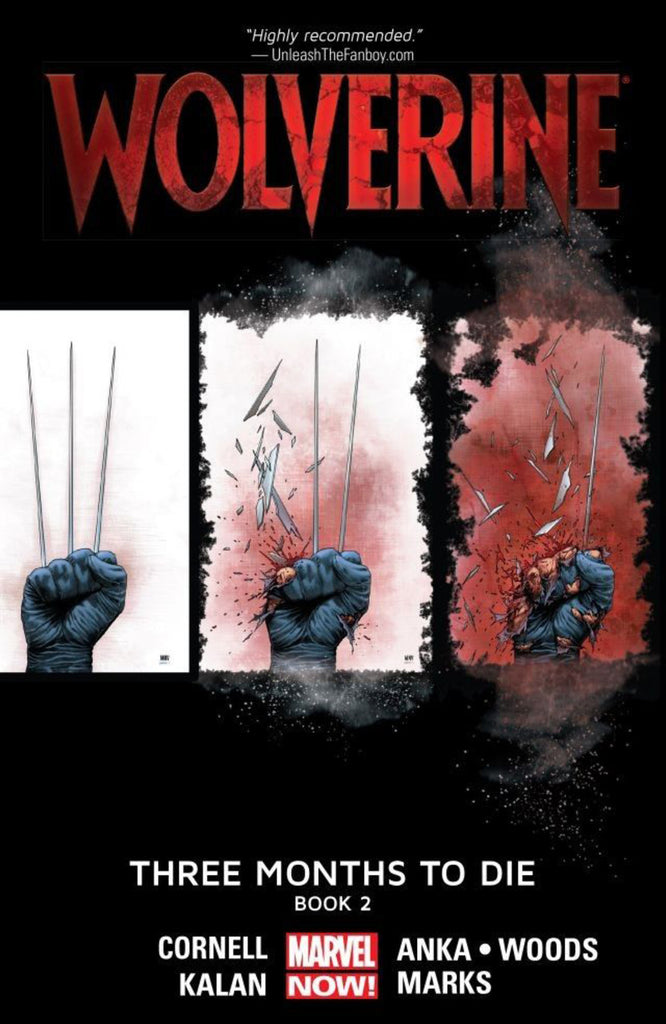 Wolverine (2014) Vol 2 - Three Months to Die Book 2