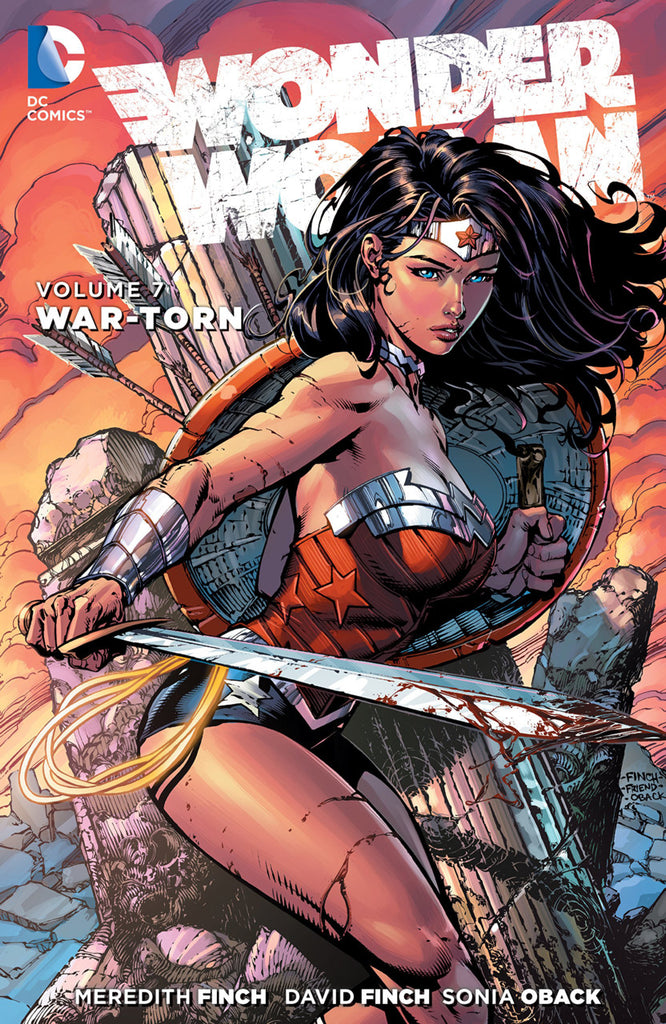 Wonder Woman (N52) Vol 7 - War-Torn