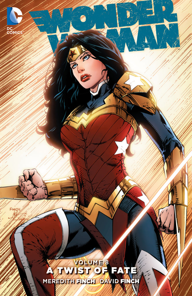 Wonder Woman (N52) Vol 8 - Twist of Fate